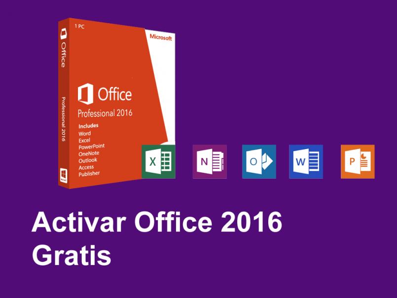 aktywuj Office 2016 za darmo