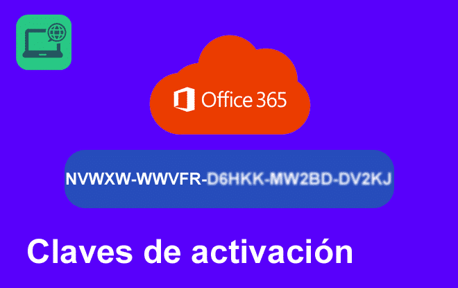 clave activacion office 365