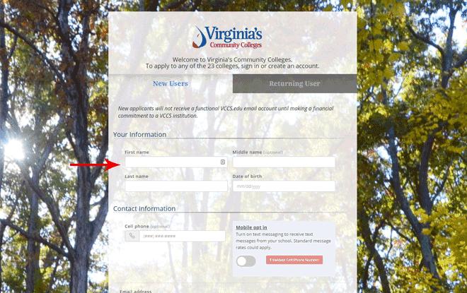 Registro de una cuenta .edu