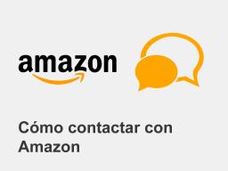 chat amazon contactar