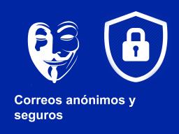 correos email seguros y anonimos