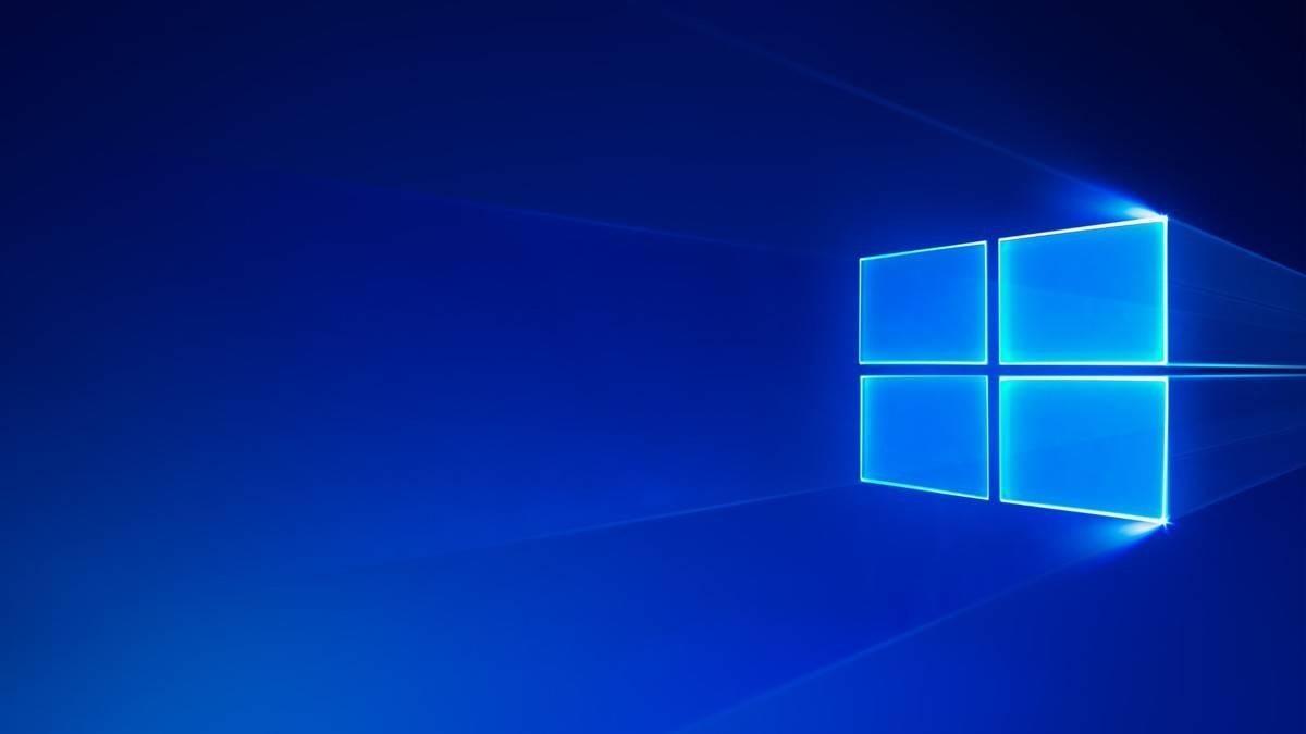 Windows 10 na pełnym ekranie