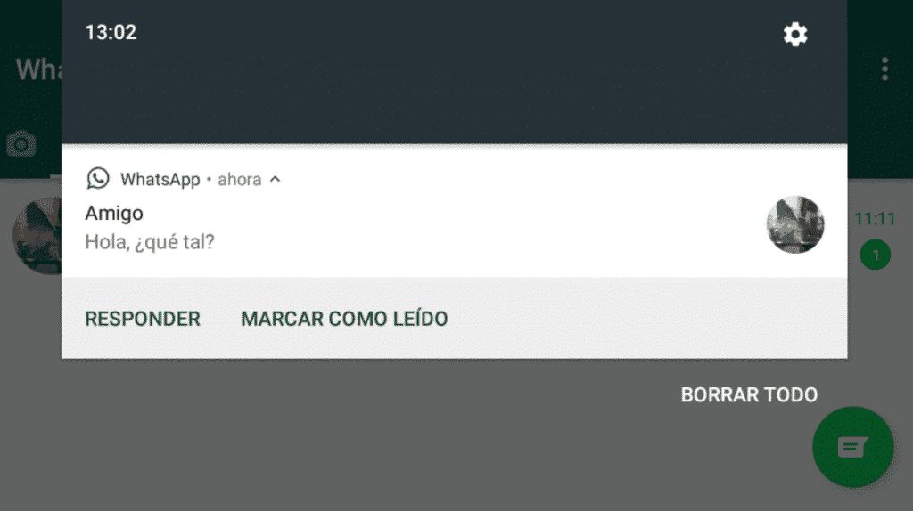 desactivar whatsapp notificaciones