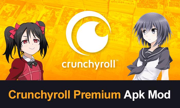 cruncyroll premium apk