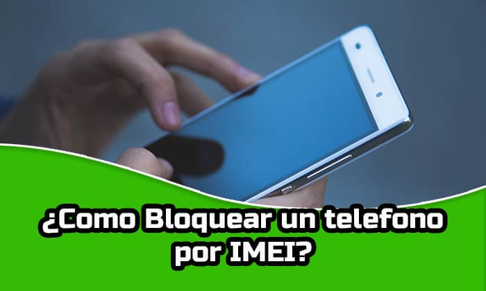 Bloquear telefone por Imei Vodafone