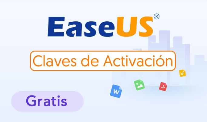 easeus data recovery claves de activacion