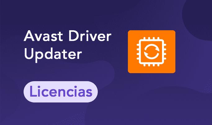 licencias avast driver updater