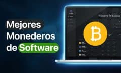 monederos de software bitcoin