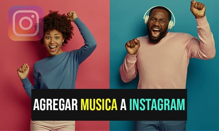 Como poner música en Instagram