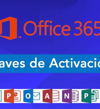 office 365 caves de activacion
