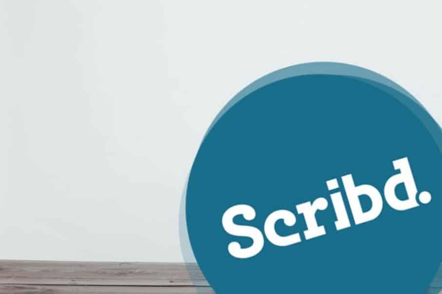 Qué es Scribd