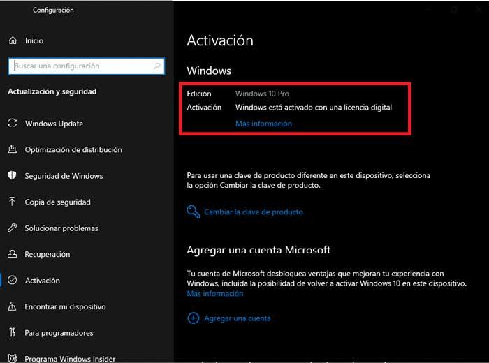 windows 10 clave de activacion