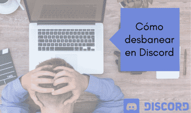 desbanear en Discord