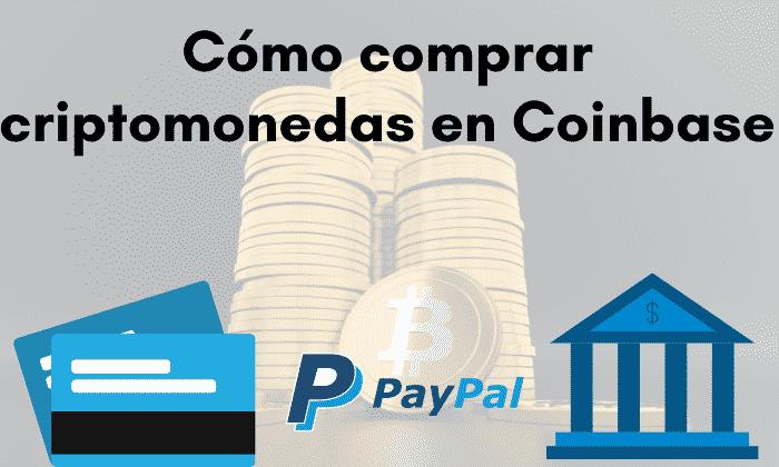 Comprar en Coinbase