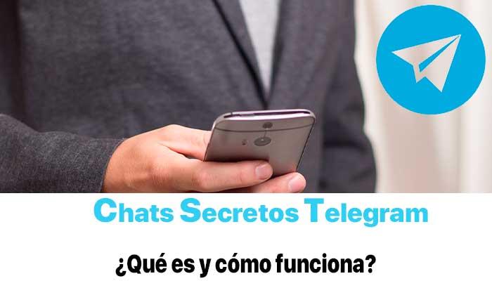 Chats secretos Telegram