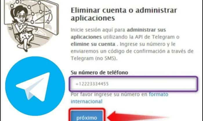 Eliminar-cuenta- Telegram-ordenador