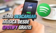 Como descargar musica de Spotify