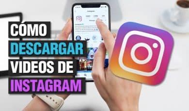 como descargar videos de instagram