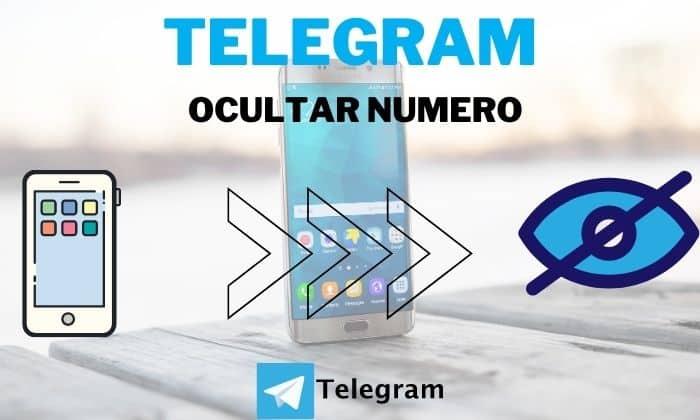 eliminar numero telegram