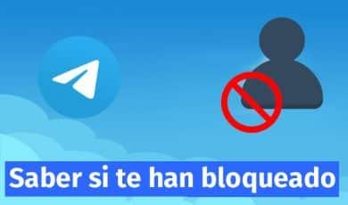 saber si te han bloqueado telegram