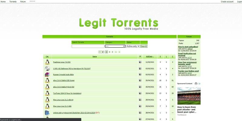 Legit Torrents Bajui
