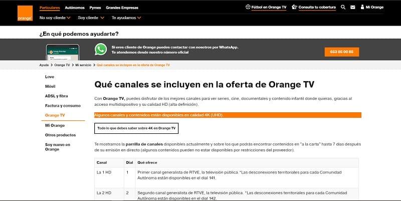 Orange TV Ver Eurosport Online