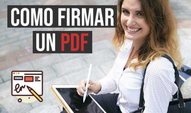 firmar pdf digitalmente