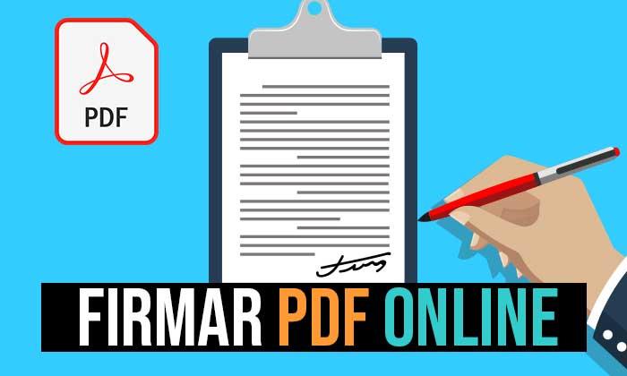 firmar un pdf online