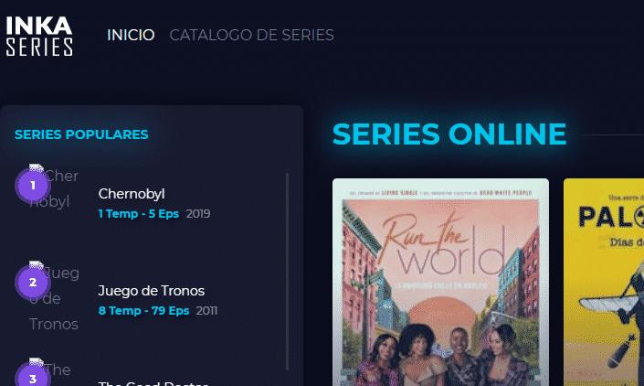 inka series