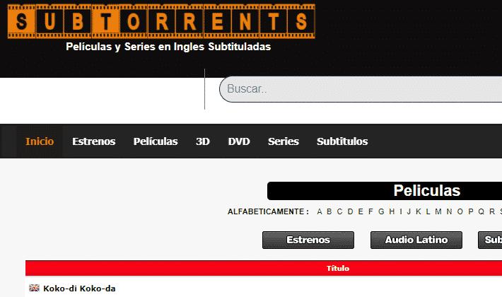 subtorrents