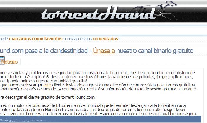 TorrentHound