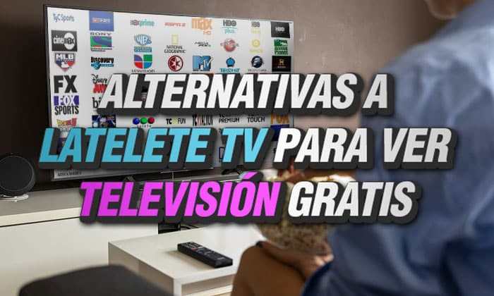 Alternativas a telete tv para ver television gratis