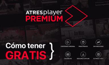 atresplayer premium gratis