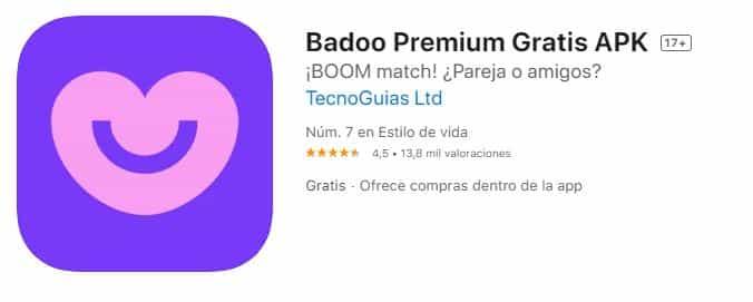 download badoo premium apk