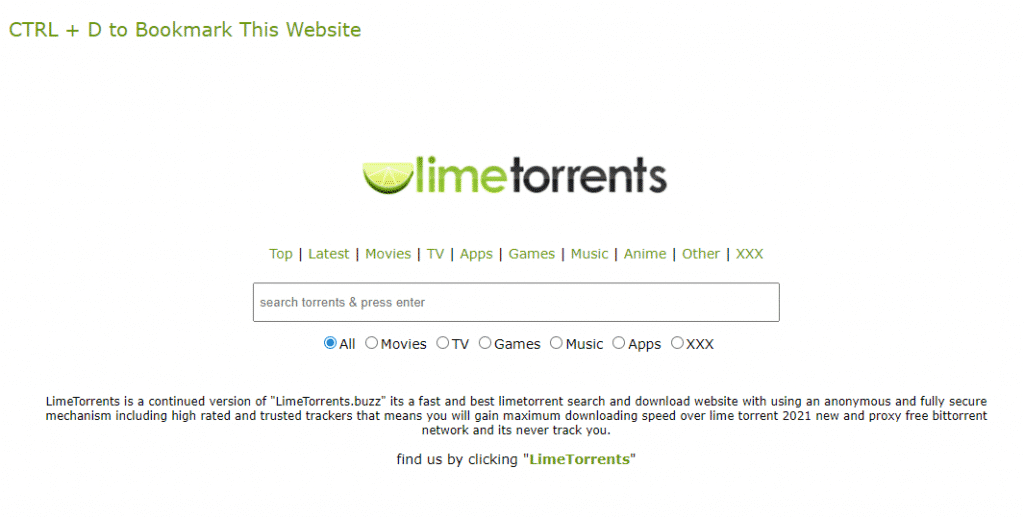 LimeTorrent