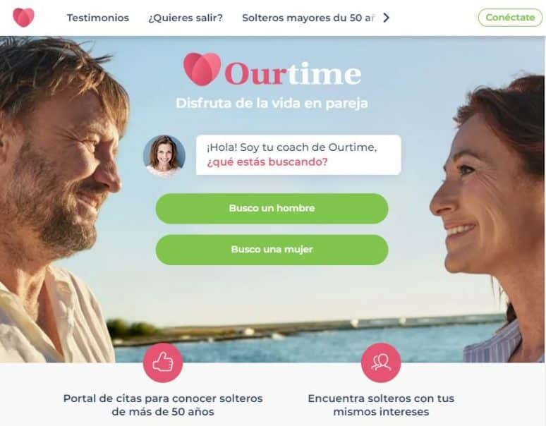 ourtime web