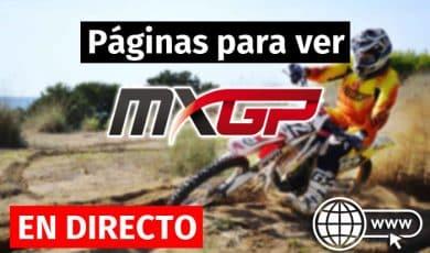 ver mxgp gratis