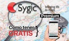 Sygic Premium gratis 2021