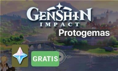 Genshin Impact gemas gratis