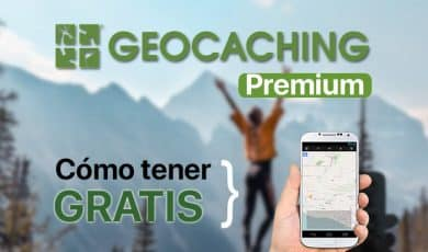 Geocaching Premium gratis