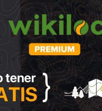 wikiloc premium gratis