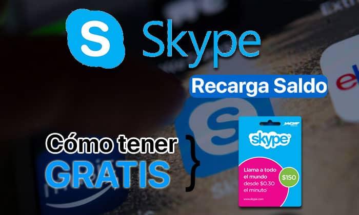 Doładuj swoje saldo Skype za darmo