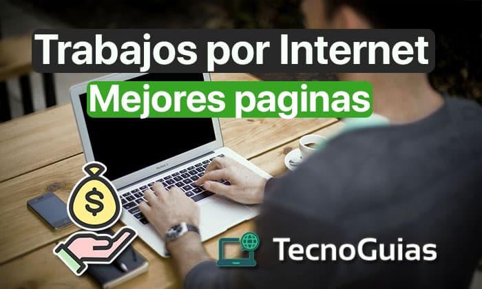 páginas para trabajar por internet