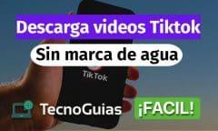 baixar vídeos tiktok sem marca d'água