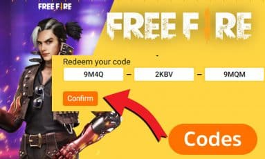 códigos free fire