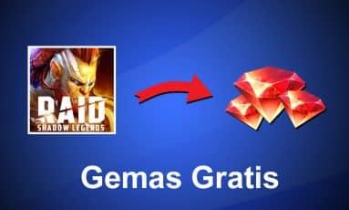 gemas gratis shadow legends
