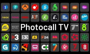 ถ่ายรูปทีวี